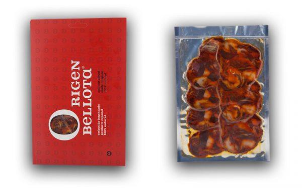 Moncón Ibérico de bellota - Origen Bellota